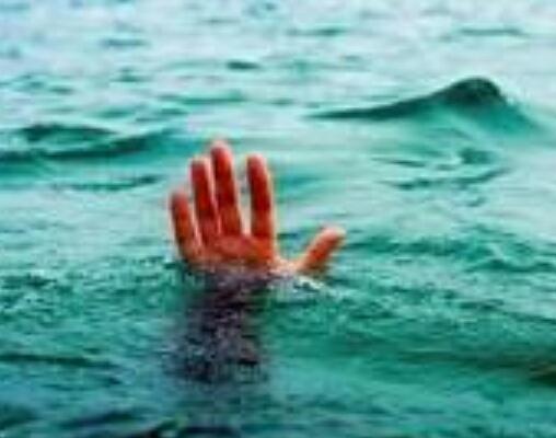 हिंदी समाचार | पिता के सामने ही तालाब में...