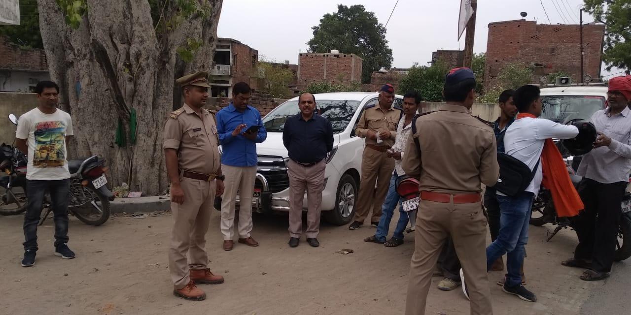 हिंदी समाचार |91 वाहन चालको के प्रति किया गया ...