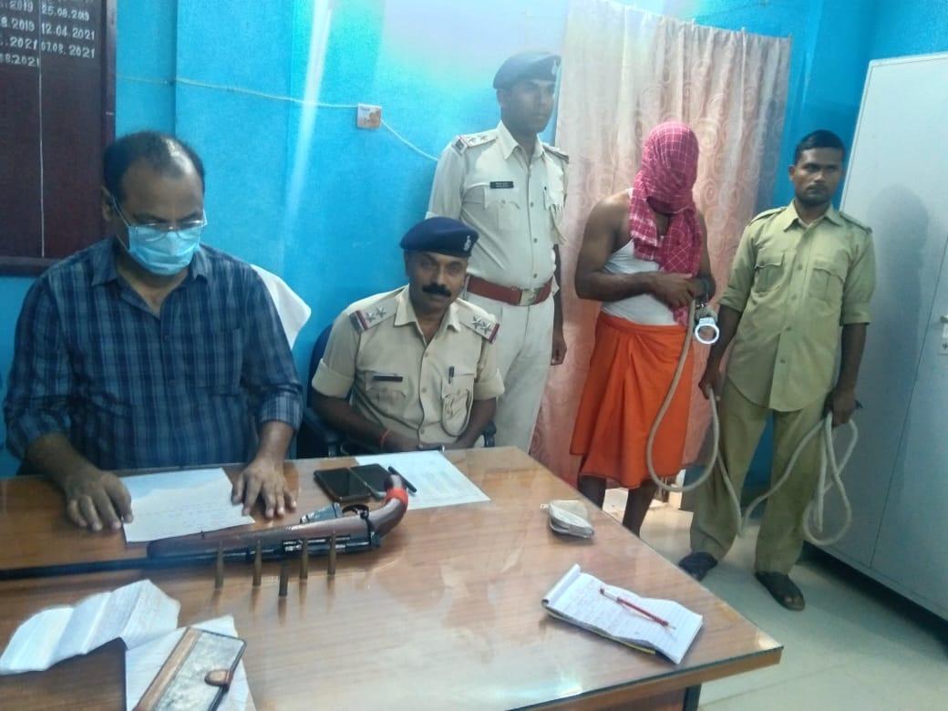 हिंदी समाचार   रामगढ़ पुलिस को मिली बड़ी...