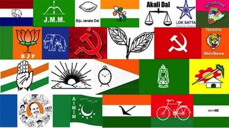 हिंदी समाचार  देश मे 1133 नेताओं ने अपनी पार्टी...