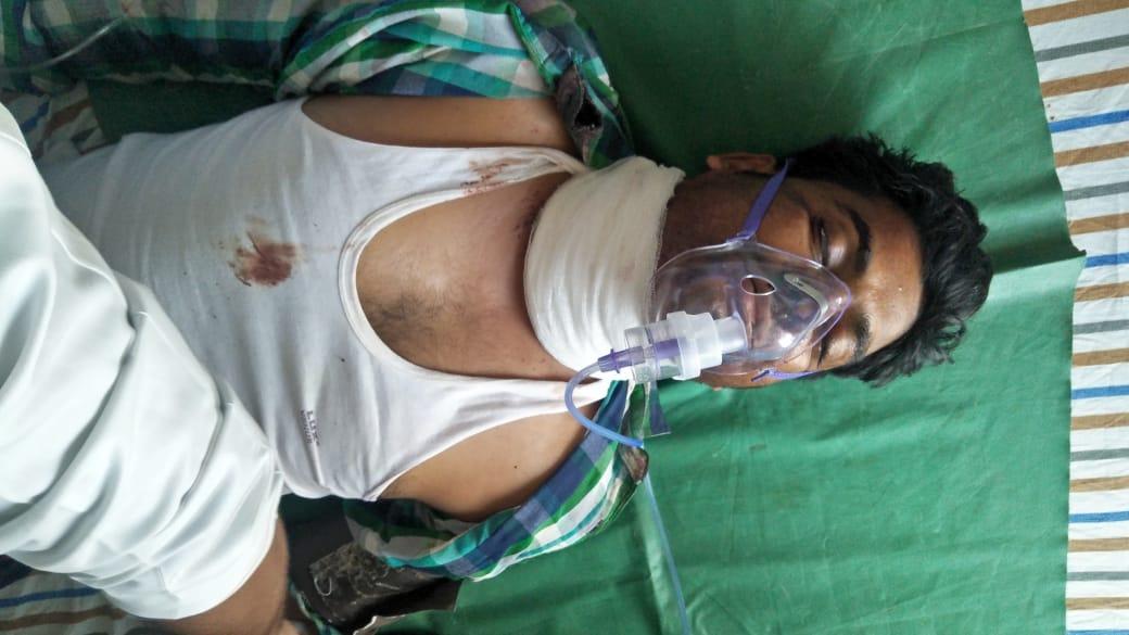 हिंदी समाचार |बंधन बैंक के एजेंट को गोली...