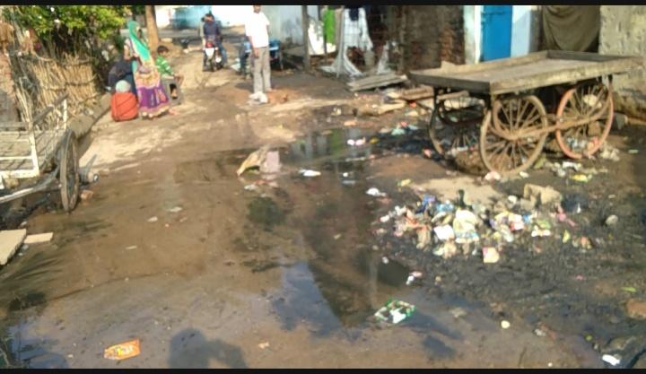 हिंदी समाचार |नगर वार्ड 16 के रहवासियों का...