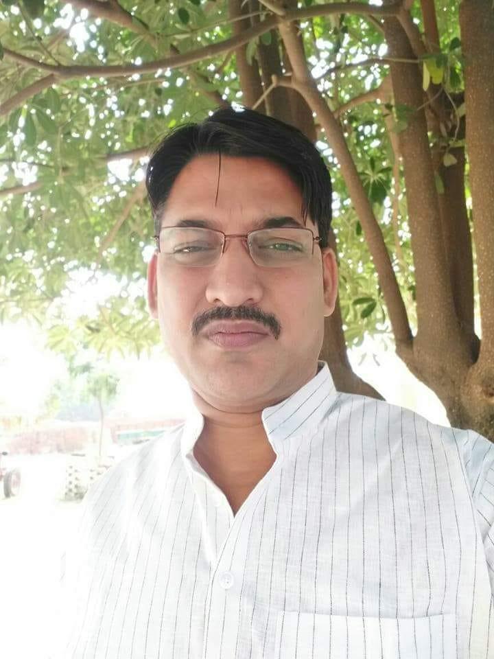 हिंदी समाचार | युवा भाजपा नेता के अचानक निधन...