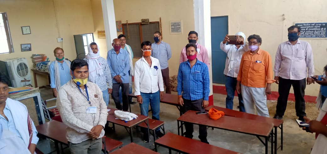 हिंदी समाचार | ग्रामीण पत्रकार एसोसिएशन ने...