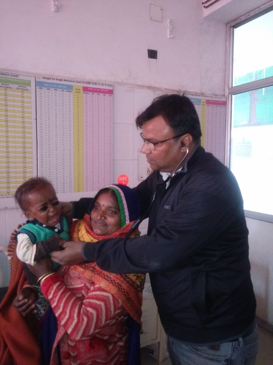 हिंदी समाचार |कुपोषित बच्चे को स्वास्थ्य...