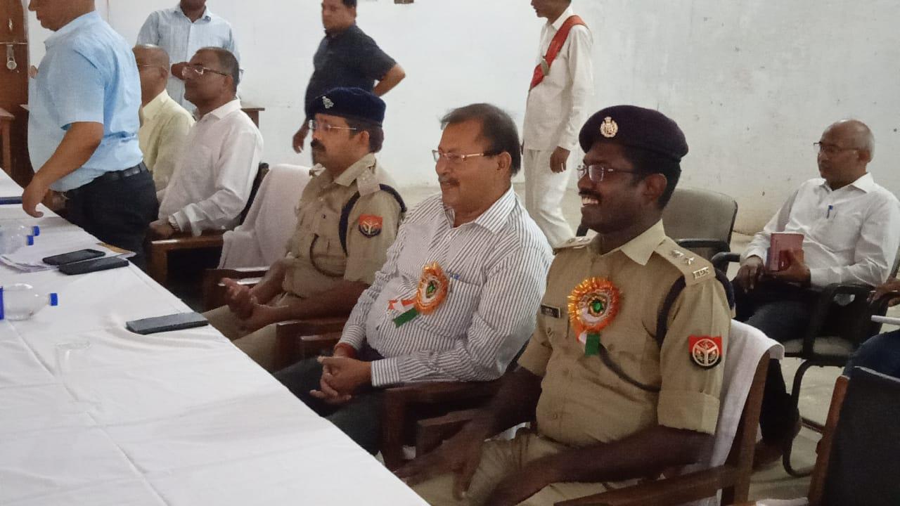 हिंदी समाचार |उ.प्र.पुलिस एन.सी.सी. के तर्ज पर...