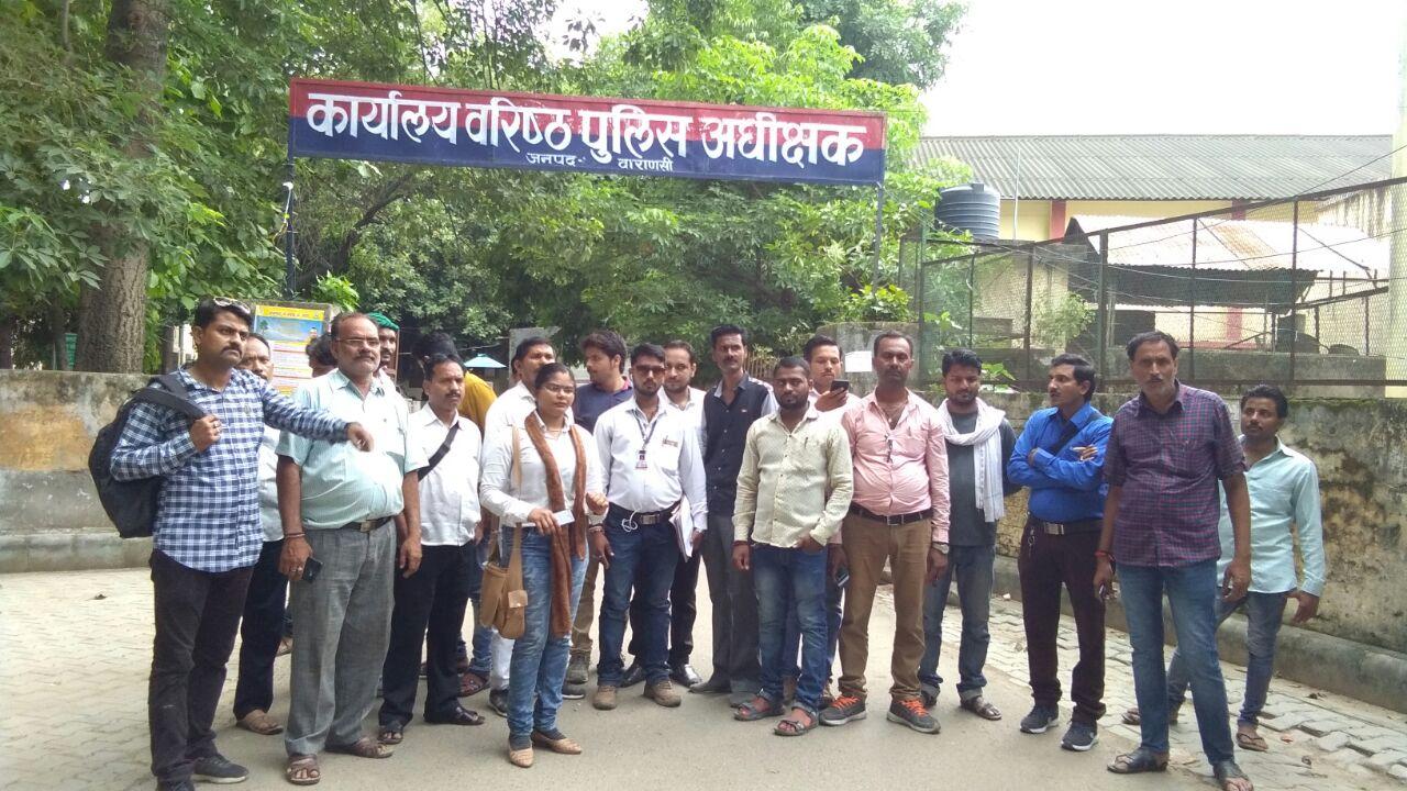 हिंदी समाचार |पत्रकार पर हुआ जानलेवा हमला,...
