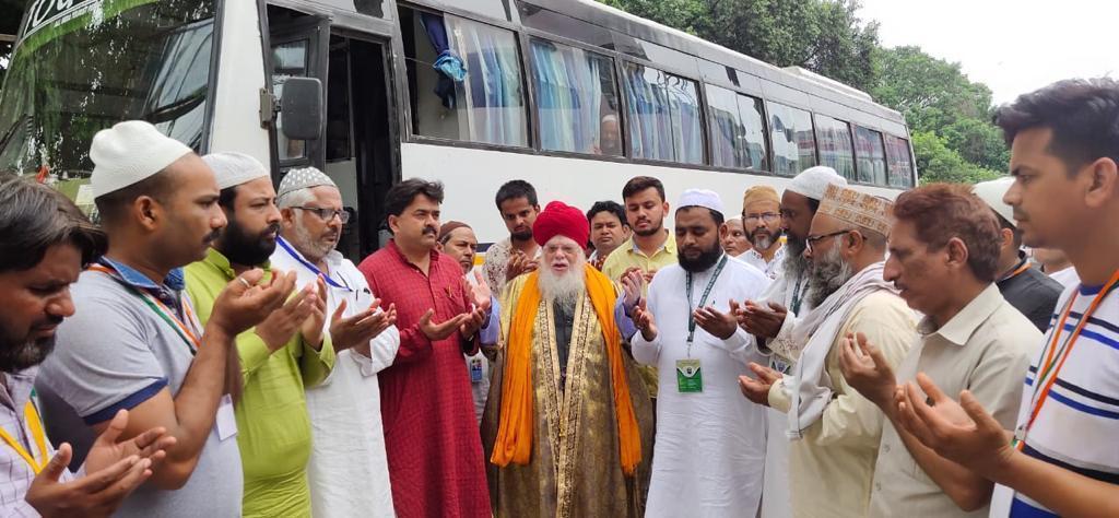 हिंदी समाचार |हज यात्रा के दूसरे दिन चार...
