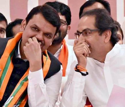 हिंदी समाचार |जानिये क्या कारण है BJP-शिवसेना...