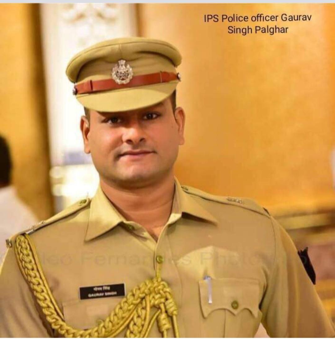 हिंदी समाचार |पालघर पुलिस आधिक्षक की अबतक...