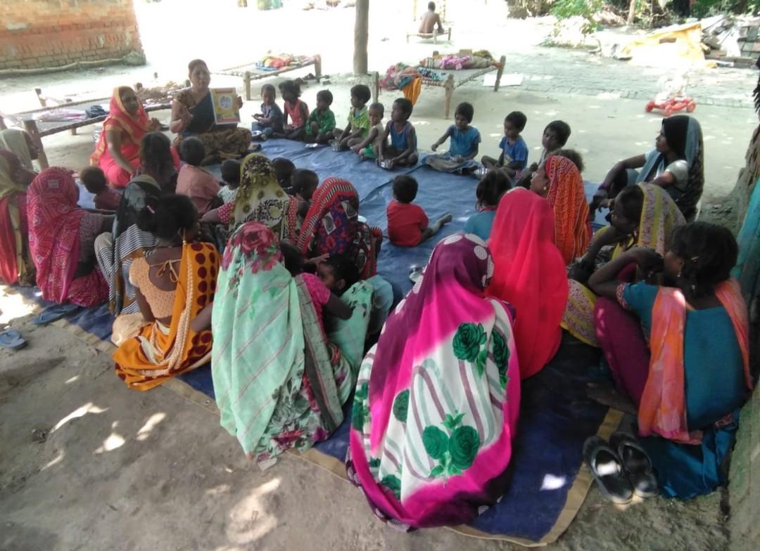 हिंदी समाचार |बाल सुपोषण उत्सव मनाया गया