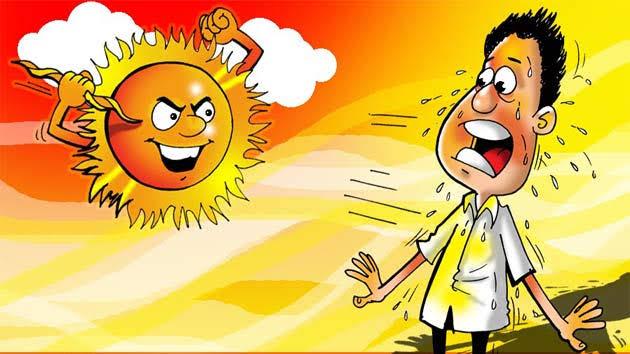 हिंदी समाचार | गर्म हवाओं से रहें सावधान, लू...