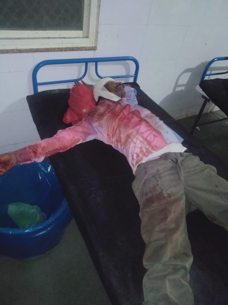 हिंदी समाचार | पडा़ना में दो गुटों में खूनी संघर्ष