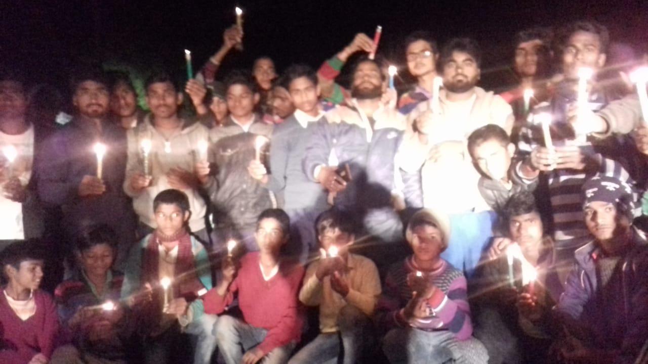हिंदी समाचार |*बेरासपुर में युवाओं ने...