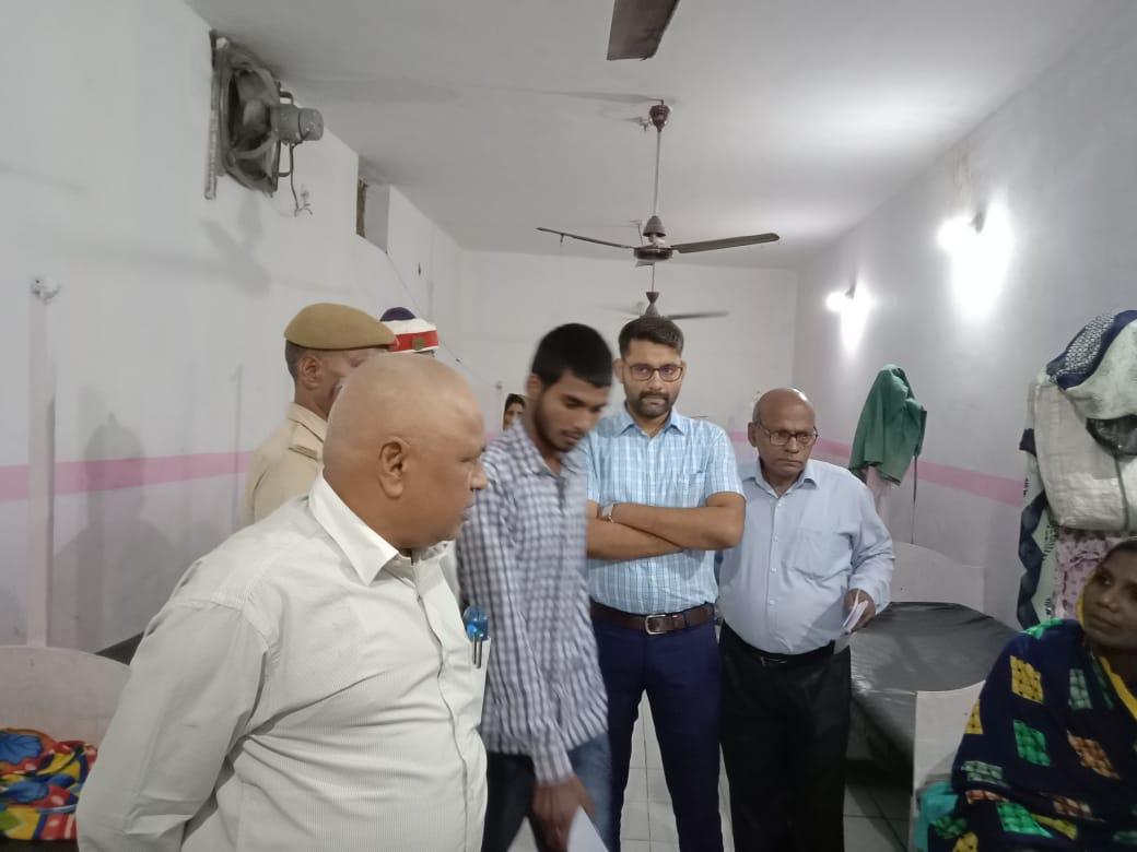 हिंदी समाचार |न्यू मेद्रो नर्सिंग होम पर...