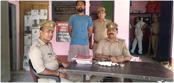 हिंदी समाचार  वाराणसी की जन्सा पुलिस ने...