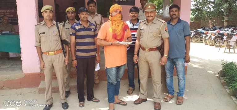 हिंदी समाचार |जंसा थानाध्यक्ष ने अबैध कट्टे...