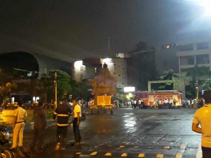 हिंदी समाचार |सीवुड गणपति विसर्जन में 7 लोग...