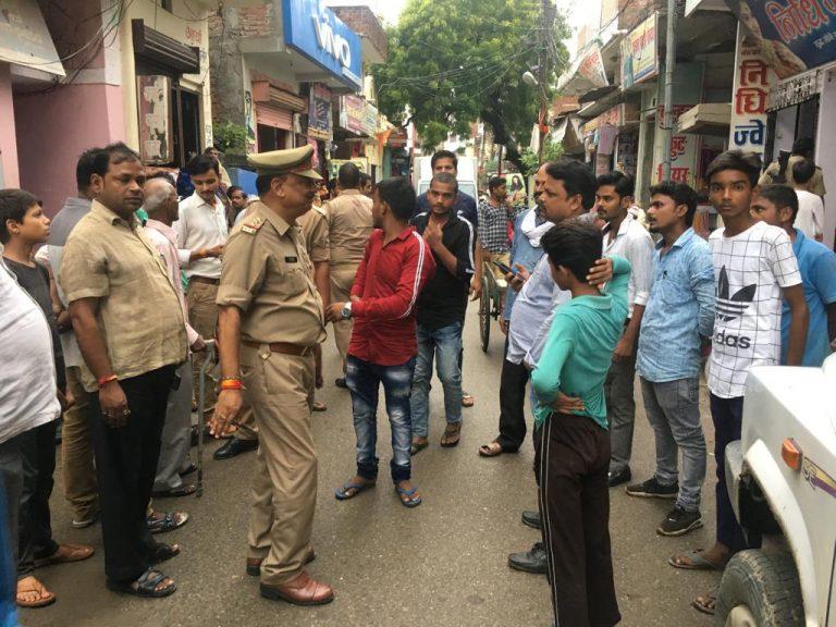 हिंदी समाचार | चाकू से आतंकित कर व्यापारी के...