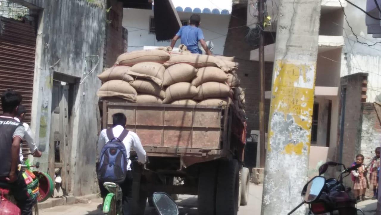 हिंदी समाचार |गरीबों के राशन को चबा जा रहे...
