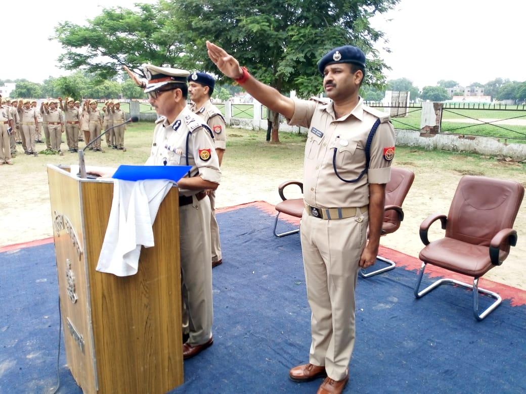 हिंदी समाचार |वाराणसी के पुलिस लाइन पार्क...