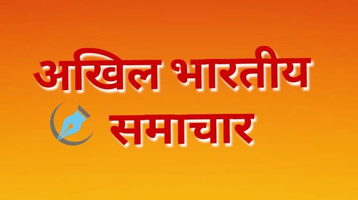 हिंदी समाचार |बिजली विभाग के अधिकारी की कार...