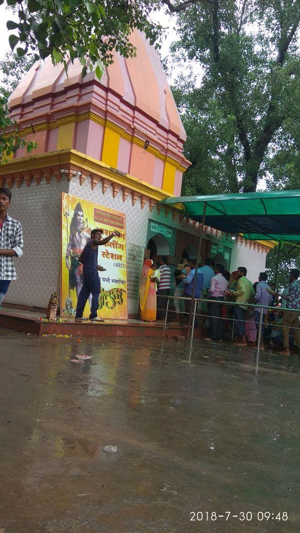 हिंदी समाचार   सावन के प्रथम सोमवार को दियावा महादेव पर भोलेनाथ के दर्शन के लिए लगा भक्तों का तांता