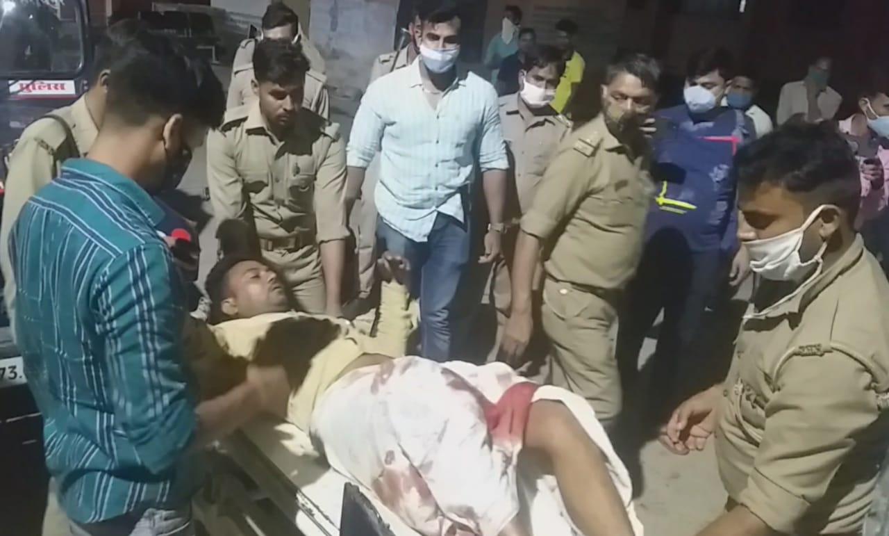 हिंदी समाचार |25 हज़ार का इनामिया गौ तस्कर...