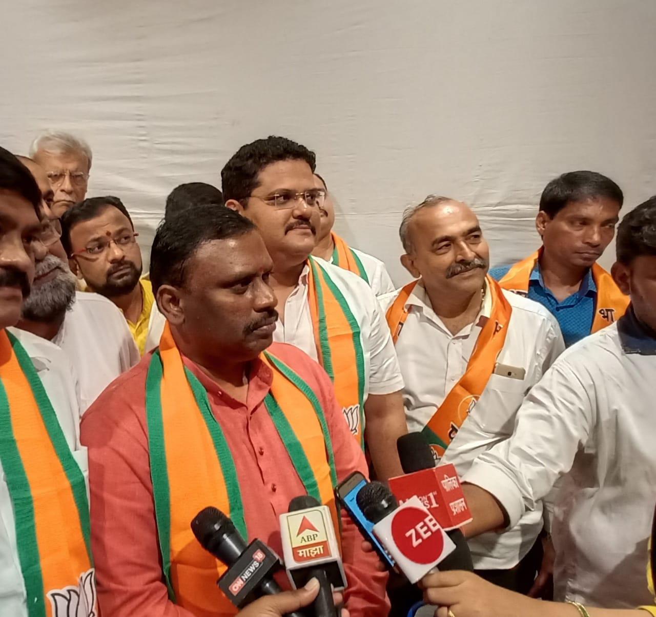 हिंदी समाचार |नवी मुंबई काँग्रेस के...