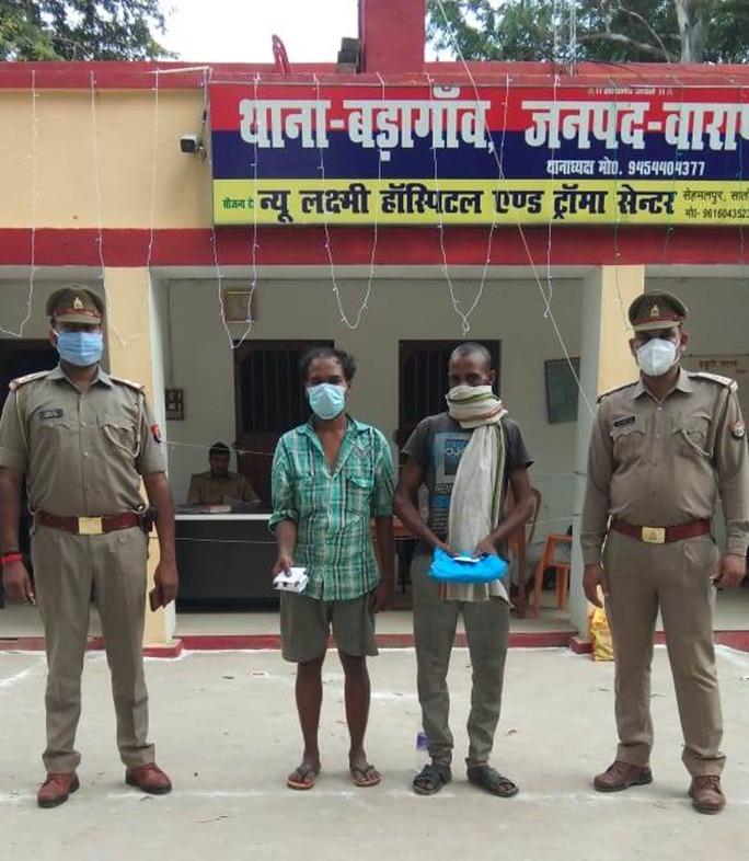 हिंदी समाचार |थाना बड़ागाँव पुलिस ने अलग...