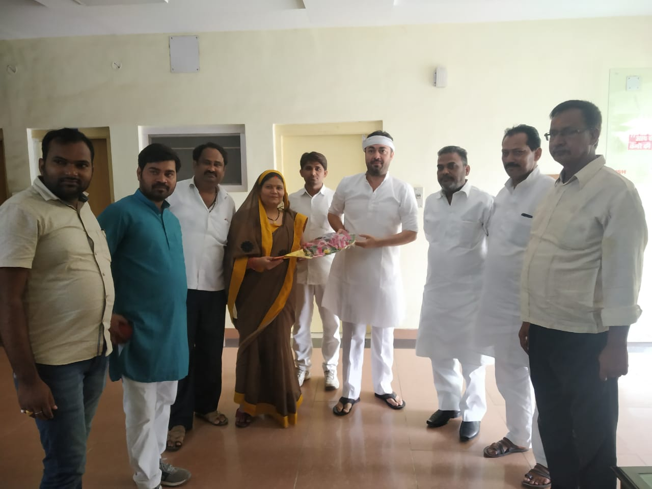 हिंदी समाचार |भारतीय कांग्रेस के सदस्य व...