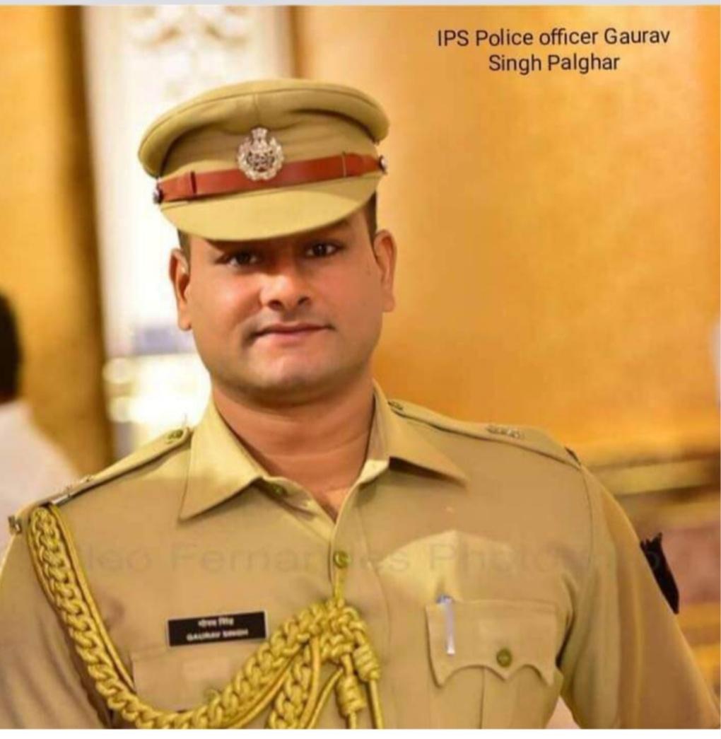 हिंदी समाचार |कोरोना●पालघर में पुलिस...