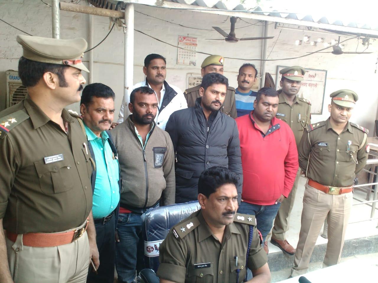 हिंदी समाचार |वाराणसी में शिवपुर पुलिस को...