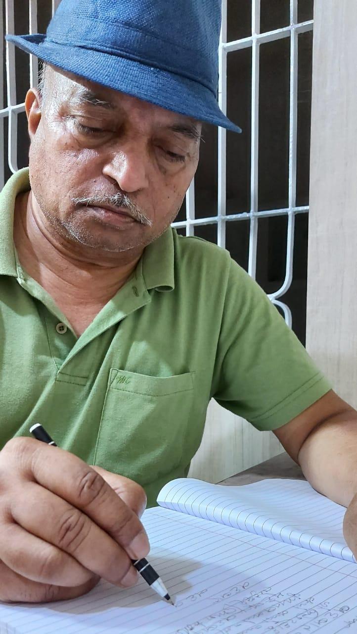 हिंदी समाचार  जगा रहूं ------डॉ एम डी सिंह