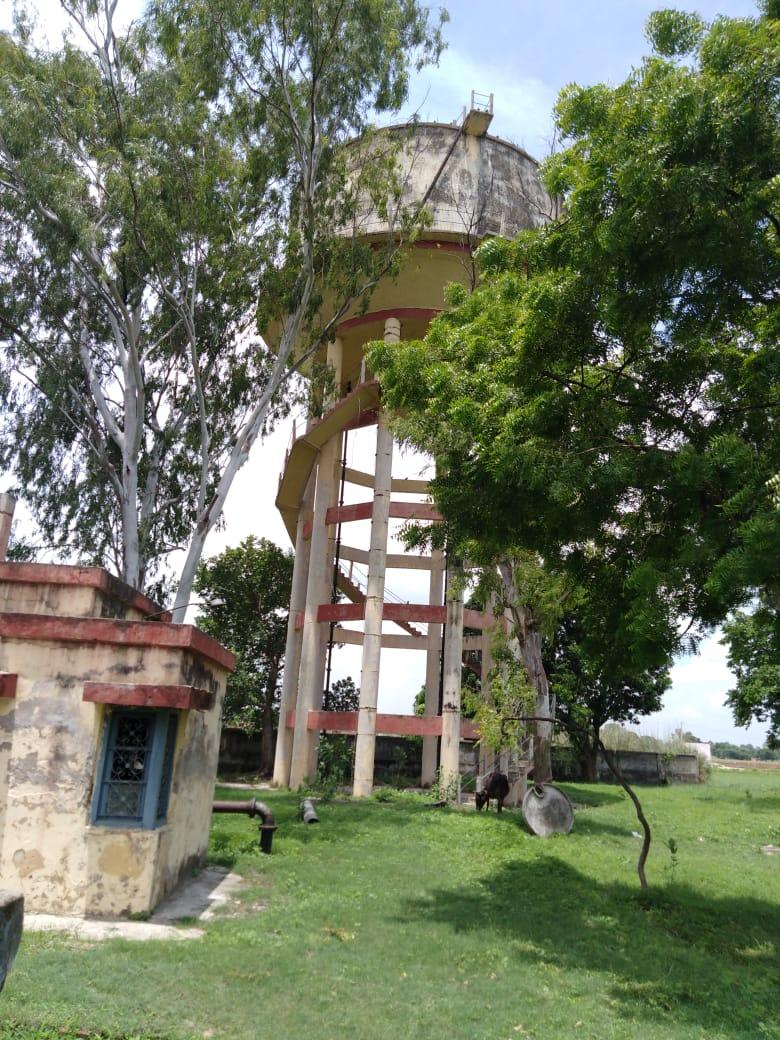 हिंदी समाचार |बडागाँव जल निगम से 15 दिन से...