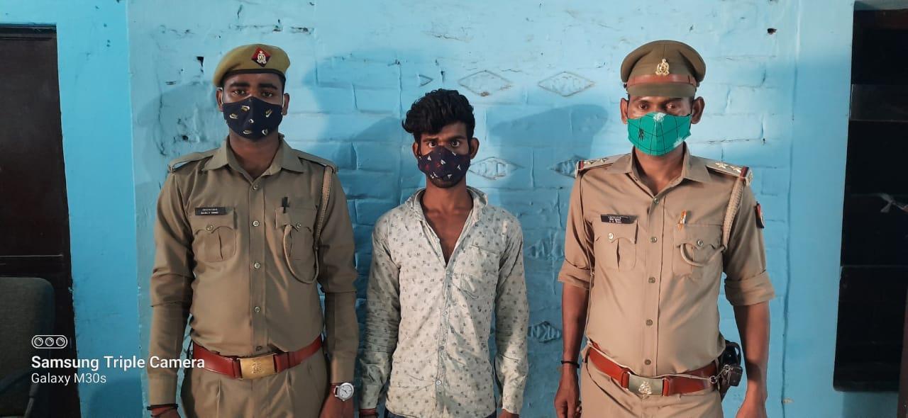 हिंदी समाचार |लोहता पुलिस ने अपहरण किशोरी...